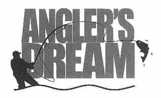 mark for ANGLER'S DREAM, trademark #78870511