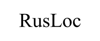 mark for RUSLOC, trademark #78870666