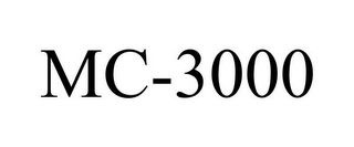 mark for MC-3000, trademark #78871280