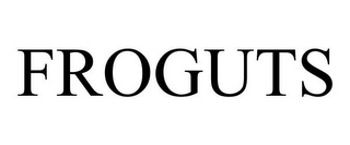 mark for FROGUTS, trademark #78871633