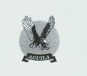 mark for AGUILA, trademark #78872311