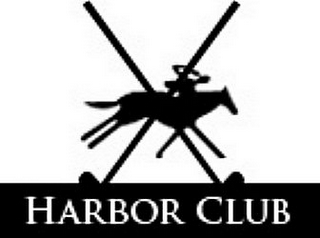 mark for HARBOR CLUB, trademark #78873551