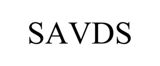 mark for SAVDS, trademark #78874832
