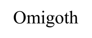 mark for OMIGOTH, trademark #78876857