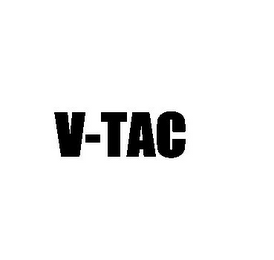mark for V-TAC, trademark #78876994