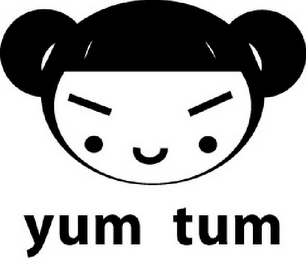 mark for YUM TUM, trademark #78877332