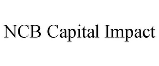 mark for NCB CAPITAL IMPACT, trademark #78877632