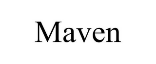 mark for MAVEN, trademark #78878310