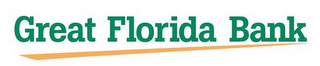 mark for GREAT FLORIDA BANK, trademark #78878372