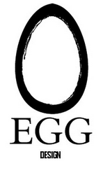 mark for EGG DESIGN, trademark #78878404
