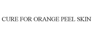 mark for CURE FOR ORANGE PEEL SKIN, trademark #78881464
