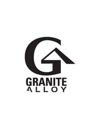 mark for G GRANITE ALLOY, trademark #78881777