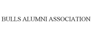 mark for BULLS ALUMNI ASSOCIATION, trademark #78882195