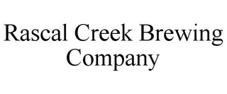 mark for RASCAL CREEK BREWING COMPANY, trademark #78882897