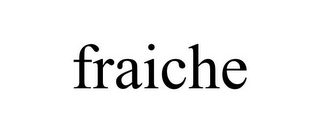 mark for FRAICHE, trademark #78883342