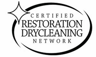 mark for CERTIFIED RESTORATION DRYCLEANING NETWORK, trademark #78883826