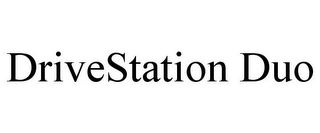 mark for DRIVESTATION DUO, trademark #78884872