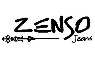 mark for ZENSO JEANS, trademark #78885357