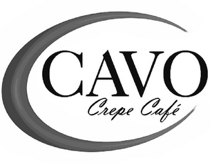mark for CAVO CREPE CAFÉ, trademark #78885416