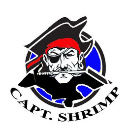mark for CAPT. SHRIMP, trademark #78886242