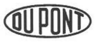 mark for DU PONT, trademark #78886395