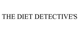 mark for THE DIET DETECTIVE'S, trademark #78886458