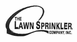 mark for THE LAWN SPRINKLER COMPANY, INC., trademark #78886463