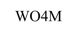 mark for WO4M, trademark #78886997