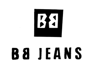 mark for BB BB JEANS, trademark #78887292