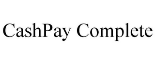 mark for CASHPAY COMPLETE, trademark #78888497