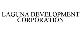mark for LAGUNA DEVELOPMENT CORPORATION, trademark #78889285