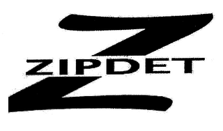 mark for Z ZIPDET, trademark #78889416