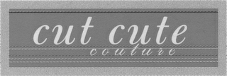 mark for CUT CUTE COUTURE, trademark #78889529