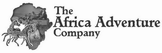 mark for THE AFRICA ADVENTURE COMPANY, trademark #78890056