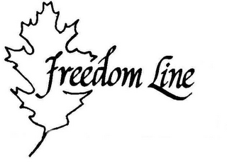 mark for FREEDOM LINE, trademark #78891290
