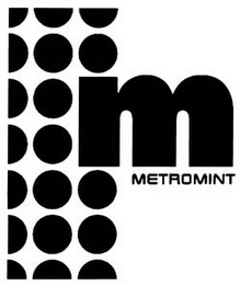 mark for M METROMINT, trademark #78891691