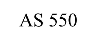 mark for AS 550, trademark #78891861