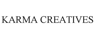 mark for KARMA CREATIVES, trademark #78892939