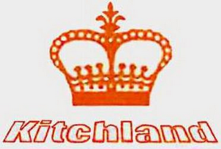 mark for KITCHLAND, trademark #78893258
