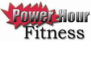 mark for POWER HOUR FITNESS, trademark #78893568