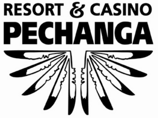 mark for RESORT & CASINO PECHANGA, trademark #78894443