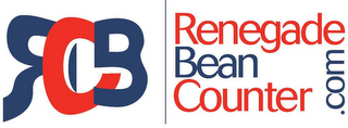 mark for RBC RENEGADE BEAN COUNTER .COM, trademark #78895505