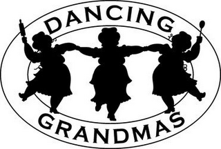 mark for DANCING GRANDMAS, trademark #78895679