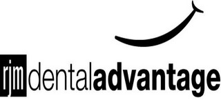 mark for RJM DENTALADVANTAGE, trademark #78896677