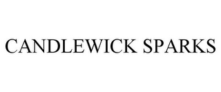 mark for CANDLEWICK SPARKS, trademark #78897019