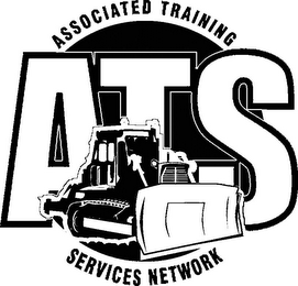mark for ATS ASSOCIATED TRAINING SERVICES NETWORK, trademark #78897423