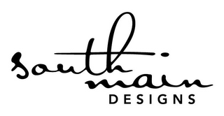 mark for SOUTH MAIN DESIGNS, trademark #78897920