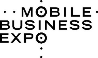 mark for MOBILE BUSINESS EXPO, trademark #78899200