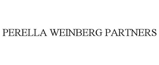 mark for PERELLA WEINBERG PARTNERS, trademark #78899590