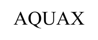 mark for AQUAX, trademark #78900414